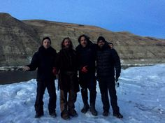 Tom Hardy - The Revenant - Behind the scenes John Fitzgerald, The Revenant, Tom Hardy, Good Looking Men, Some Pictures, Cinematography, A Good Man, Behind The Scenes, Toms