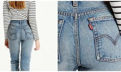 Levi's New 'Wedgie Fit' Jeans Promise To Lift Your Butt Like The Real Thing