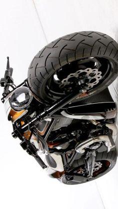 Harley Davidson V Rod, Biker Boys, T Mo, Road King, African American Art, Custom Bikes, Motorbikes, Cycling, Vehicles