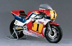 Honda NSR Freddy Spencer 1984