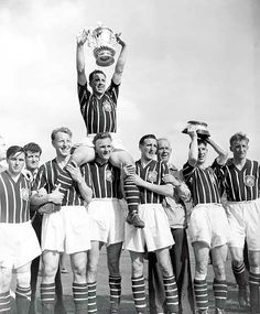 Manchester City  1956  FA Cup Winners