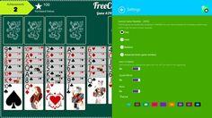 FreeCell Free pour Windows 10 - Télécharger