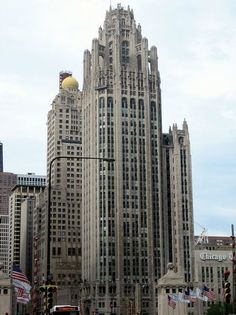 Tribune Tower, Chicago: See 258 reviews, articles, and 174 photos of Tribune Tower, ranked No.37 on TripAdvisor among 1,400 attractions in Chicago.