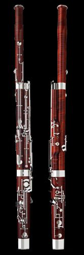 Bell Bassoon, Long Bell for compact storage in case. Made in Canada