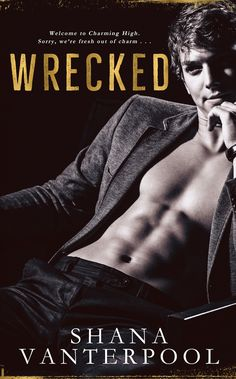 COVER REVEAL! - Wrecked