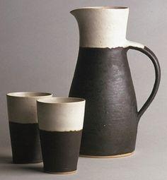 ginadesantisceramics:  blueberrymodern:  Lucie Rie  My favorite