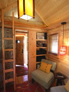 Tiny House Blog | Jay Shafer | Four Lights Tiny House Company | Male style