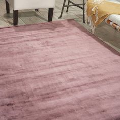 Comfortable and stylish Lunar Purple Rug by Calvin Klein exhibits chromatic vividness to your home décor. Hand woven with viscose pile, it is strong, durable and buoyant. Calvin Klein Rugs, Long Shelf, Shelf Life, Hand Weaving, Vibrant, Surface, Strong, Characters, Interiors