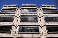 Brutalist Architecture: University Centre