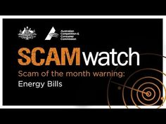Scam of the month warning: Energy bills Business Studies, Energy Bill, Vulnerability, Competition, How To Get, Relationship, Student, Group, Learning