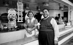 Fats Waller on the Road in the United States: Old Orchard Beach, Maine