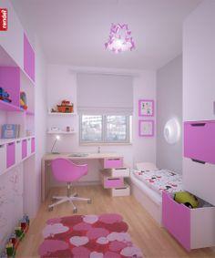 Beauty Room Decor, 3d Interior Design, Kids Room, Vanity, Children, House, Furniture, Home Decor, Baby Room Girls