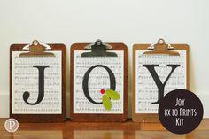 Joy 8 x 10 Prints