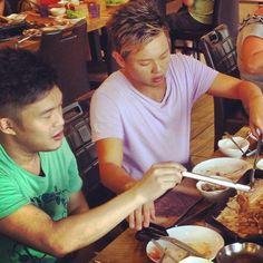 "@ngjiaxun's photo: ""Weng chew & @lonejame #foodporn #foodpwn"""