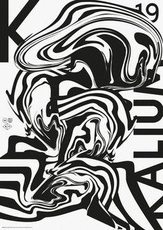 """jimbobarbu: """" Kalium19 [½], design by Studio Jimbo, 2015. """""""