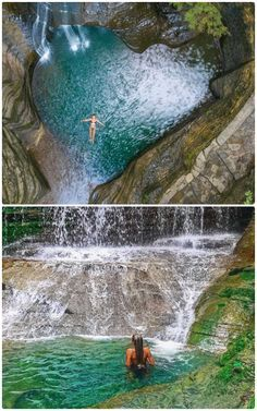 This km Gorge Trail Near Ontario Will Take You To A Hidden Waterfall Swimming Hole Cool Places To Visit, Places To Travel, Places To Go, Dream Vacations, Vacation Spots, Italy Vacation, Hiking Trails, Camping And Hiking, Hiking Gear