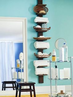 Simple shelf idea - sublime-decor.com