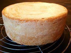 Une génoise haute pour préparer de succulents gâteaux !