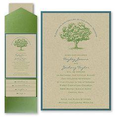 Sustaining Love - Layered Pocket Invitation  | 40% OFF  |    http://mediaplus.carlsoncraft.com/Wedding/Wedding-Invitations/3254-TWSN33574A-Sustaining-Love--Layered-Pocket-Invitation.pro