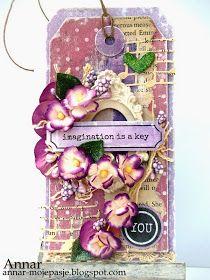 Annar - Moje pasje: Craft Szafa - tablica inspiracji / Mood Board