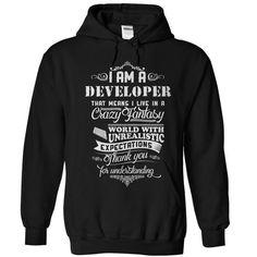 Developer-Hoodie T-Shirt Hoodie Sweatshirts oeu. Check price ==► http://graphictshirts.xyz/?p=80770