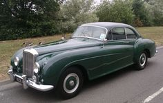1954 Bentley R-Type Continental 'Fastback' Sports Saloon