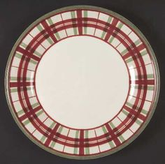 Lenox ChinaHoliday Gatherings-Plaid at Replacements, Ltd