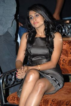 Regina at Swamy Ra Ra Audio Function Gallery