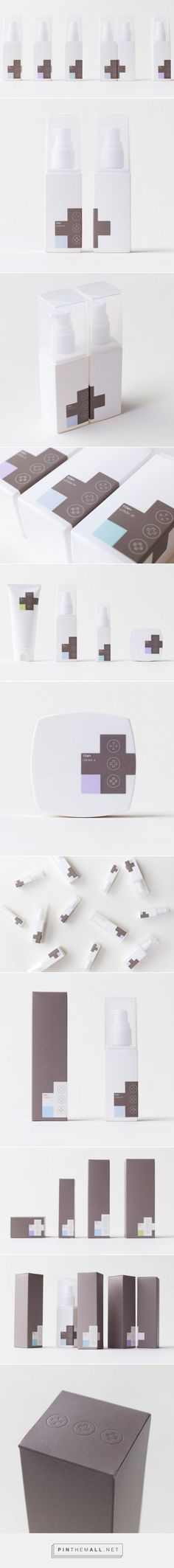 Nendo Design Japan Packaging Scincare based on TCM