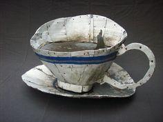 vintage/primitive sculpture