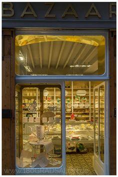 Bazaar Palma de Mallorca - hochwertige Kerzen, Gläser, Geschirr, Textilien, Papeterie & Naturkosmetik. Shoppingtipp!
