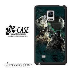Three Wolf Moon DEAL-11213 Samsung Phonecase Cover For Samsung Galaxy Note Edge