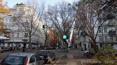Kreuzberg, Blick in die Dieffenbachstraße