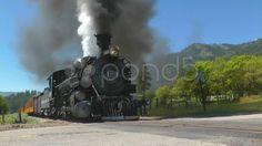 HD 720 - $120 - Vintage steam train - Stock Footage | by Filmmaker