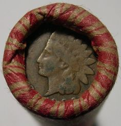 UNSEARCHED WHEAT ROLL PDS + 1896 INDIAN CENT + 1906 INDIAN CENT + 3 BONUS COINS