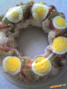 Aspikový dort Breakfast, Foods, Morning Coffee, Food Food, Food Items