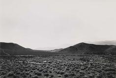 Lewis Baltz, Nevada 2. Hidden Valley, looking South, 1977