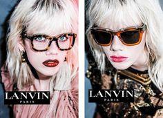 Lanvin Eyewear Spring/Summer 2016 (Lanvin)