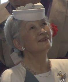 Empress Michiko, June 21, 2013   The Royal Hats Blog