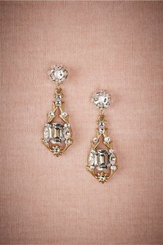 Enchanted Atelier by Liv Hart--Parisian Earrings at @BHLDN