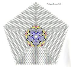 Peyote Triangle Graph Paper  Google Search  Beading Tutorials