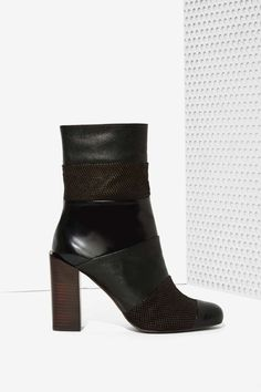 Jeffrey Campbell Pezzi Leather Boot | Shop Shoes at Nasty Gal!