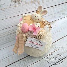 Legyen mosolygós szép napotok! ☀️ #tavasz #húsvét #asztaldísz #nyuszi #mosoly #mimidecor #mimidecorhandmade #love #szeged #easter #spring #home #decor #photo