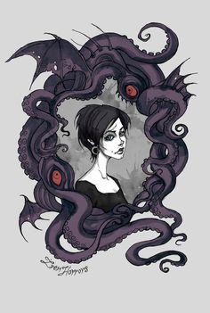 http://irenhorrors.deviantart.com/art/Selfie-508644660
