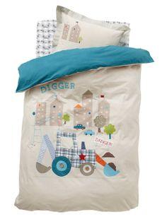 10 propuestas en Ropa de cama para niños http://www.minimoda.es