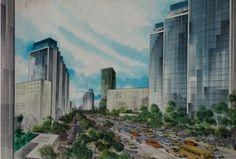 Mario Pani fue un arquitecto que destacó en México y el extranjero por los diseños de sus complejos urbanos que hicieron una gran aportación para el cambio de imagen de muchas ciudades a nivel nacional.