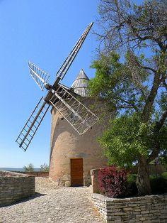 Moulin de GOULT - Vaucluse