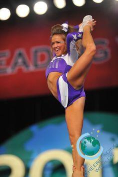 scorpion, Spirit of Texas competitive cheer from Kythoni's Cheerleading: Stunts board http://pinterest.com/kythoni/cheerleading-stunts-bow-arrow-heel-stretch-scorpio/ cheer KyFun m.16.46