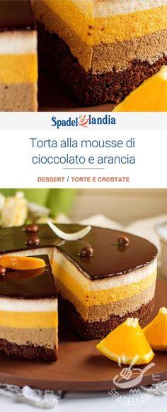 Pie Dessert, Dessert Recipes, Modern Cakes, Torte Cake, Mousse Cake, Italian Desserts, Fabulous Foods, Cannoli, Cheesecake