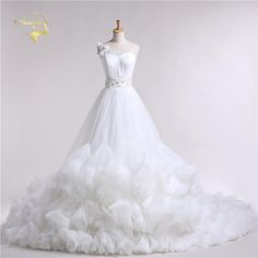 Wedding Gown - Dream Brides, plus size wedding gown